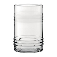 Utopia Tin Can-Style Glass 500ml (Pack of 12), Ref: CR696